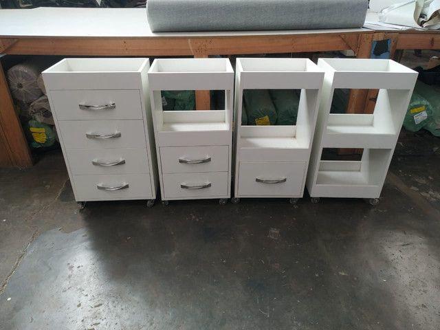 O que você precisa para seu salão de beleza ??? Só Salão móveis finos !!! - Foto 3