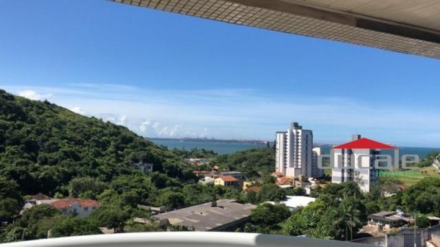 Aluga Enseada da Sereia Apartamento com lazer completo na Praia da Costa - Foto 4