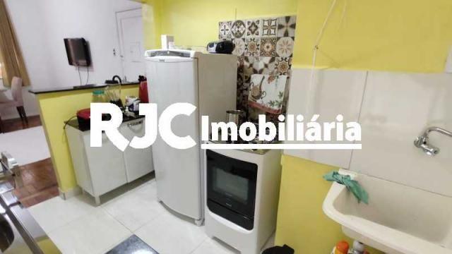 Apartamento à venda com 2 dormitórios em Catete, Rio de janeiro cod:MBAP24752 - Foto 12