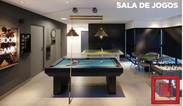 Apartamento na Jatiuca, quarto e sala, studio, 2 quartos ate 100 meses - Foto 8