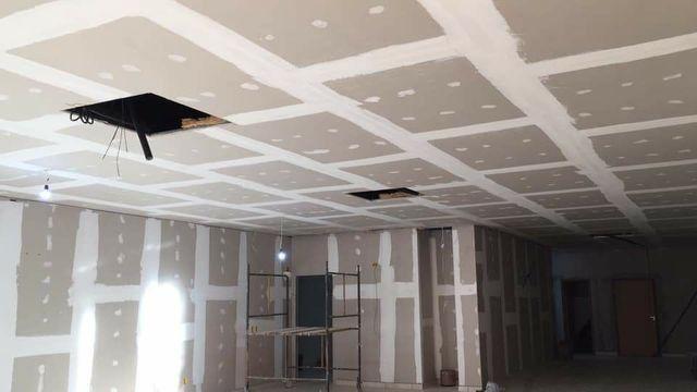 Divisorias e forro em acartonado drywall - Foto 4