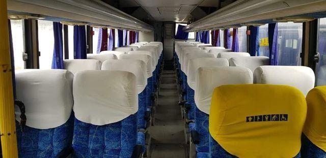 Ônibus Caio Giro 3600 Volks Bus 18 320 Cummins Único Dono Com Ar de Teto - Foto 5