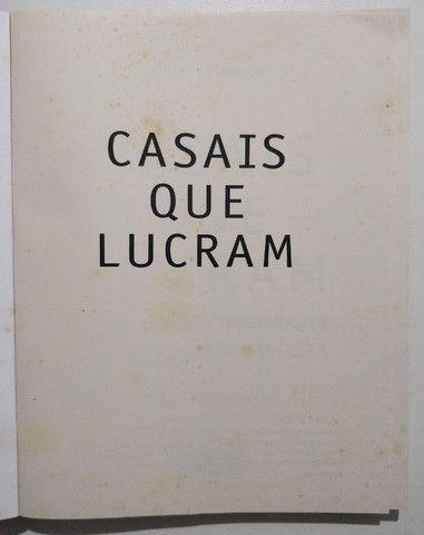 Livro Casais Que Lucram Deborah Price Gente Editora - Foto 5