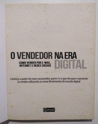 Livro O Vendedor Na Era Digital Cesar Frazão João Kleper - Foto 5