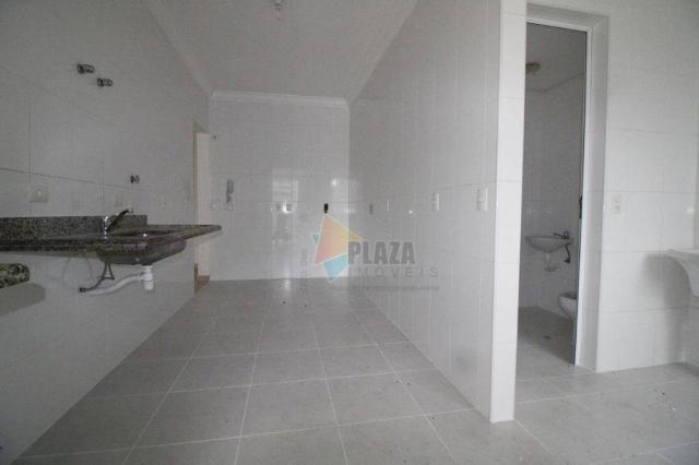 Apartamento para alugar, 100 m² por R$ 3.000,00/mês - Canto do Forte - Praia Grande/SP - Foto 4