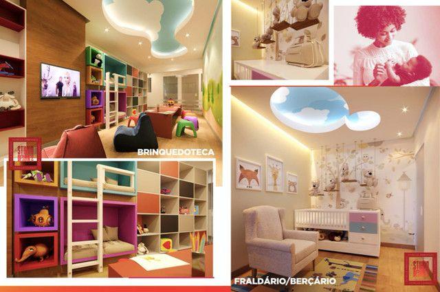 Apartamento na Jatiuca, quarto e sala, studio, 2 quartos ate 100 meses - Foto 12