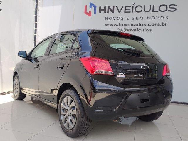 Chevrolet Joy 0Km 2022 - 98873.4375 Amanda - Foto 3