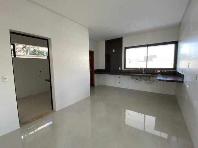 Linda casa de 4 suítes plenas no condomínio Jardins Valência! - Foto 7