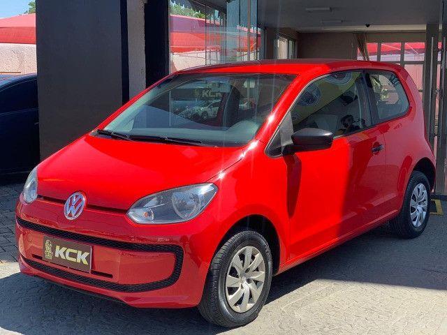 VW UP! 1.0 MOVE; Financio; Aceito troca - Foto 3