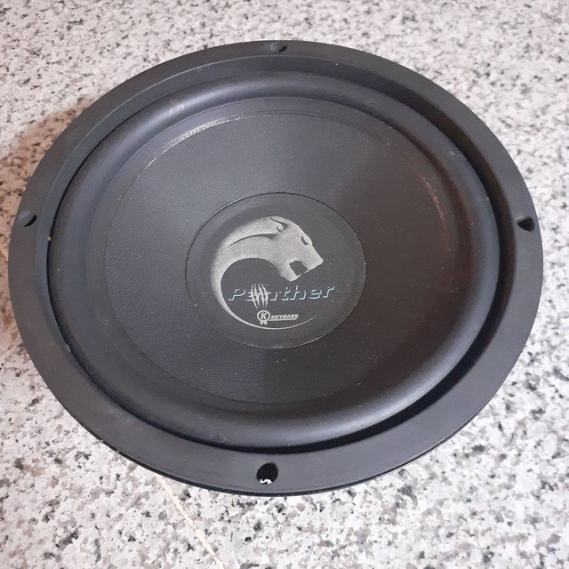 "Subwoofer 8"" Keybass Panther  - Foto 5"