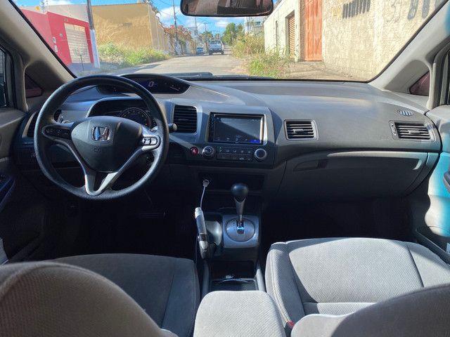 Honda Civic 1.8 2011 Automático - Foto 7