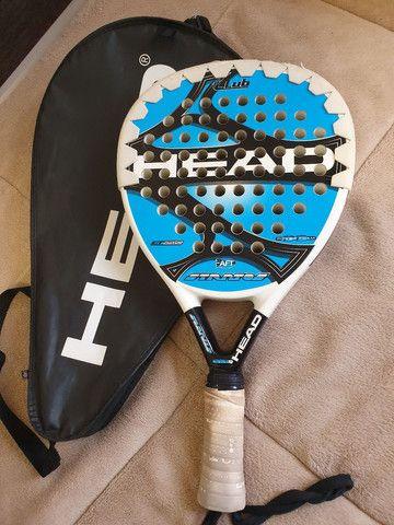 Raquete de Paddle Head - Liquidando - 350  - Foto 2