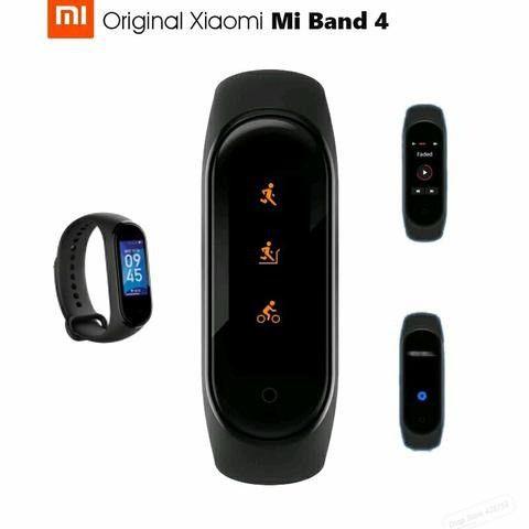 Smartwatch Xiaomi Mi Band 4 Relógio Inteligente Versão Globa - Foto 2