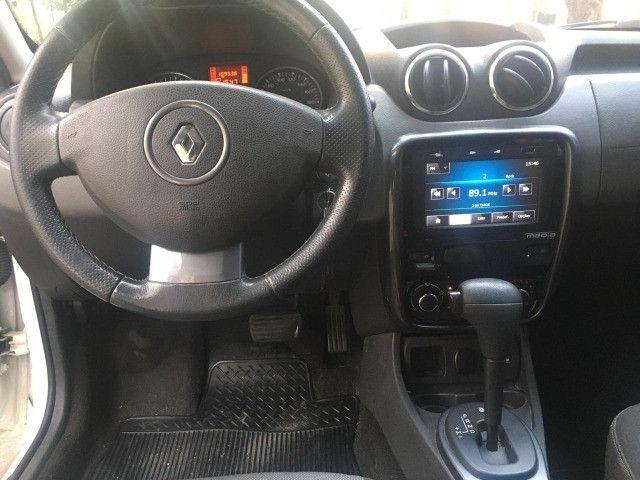 Renault Duster Dynamique 2.0 Flex Automático 2015 Único Dono - Foto 11