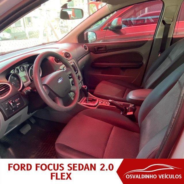 2009 Ford Focus Sedan 2.0 Flex Aut - Foto 3