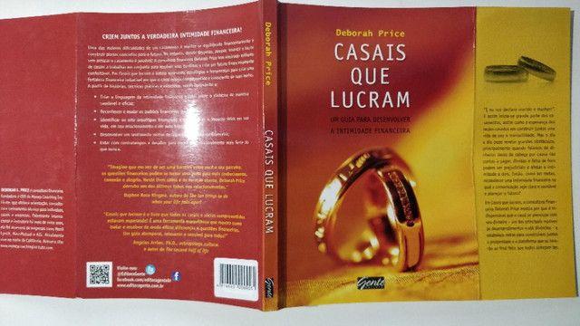 Livro Casais Que Lucram Deborah Price Gente Editora - Foto 3