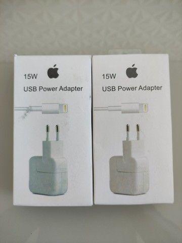 Promoção Carregador 15W original iphone..