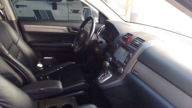 Honda Cr-V 2.0 EXL 4WD - 2011, teto solar, banco em couro e mais - Foto 11