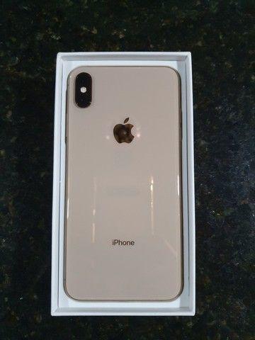 Iphone xs max gold 64gb (novo) - Foto 3