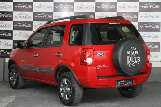 Ford EcoSport Ecosport XLT Freestyle 1.6 (Flex) - Foto 4