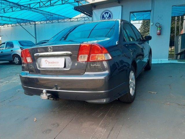 Honda Civic LXL 1.7 4P - Foto 5