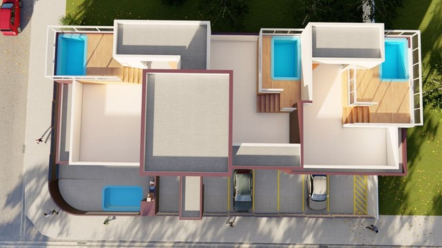 Cobertura de 3 quartos e piscina privativa nos Bancários - Foto 5