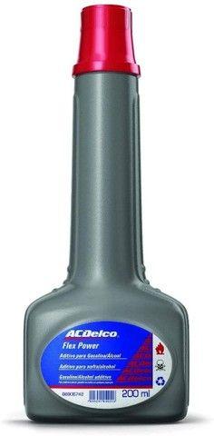 Aditivos Combustível Flexpower Acdelco 200ml