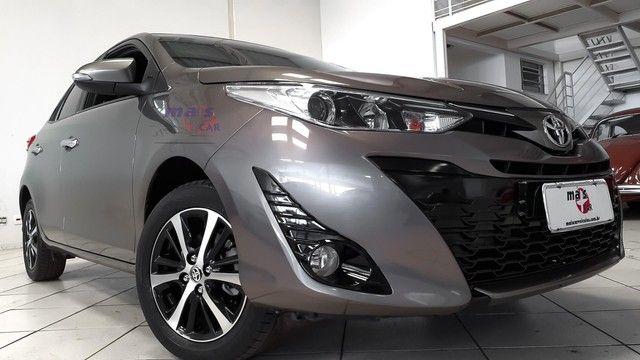 Toyota Yaris XLS 1.5 16V CVT FLEX - Foto 4