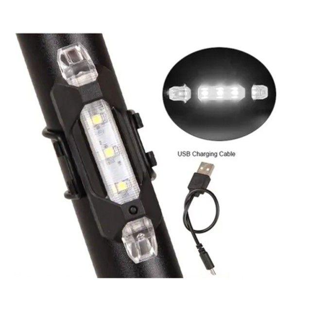 Lanterna Traseira para Bike BS-216 - Foto 4