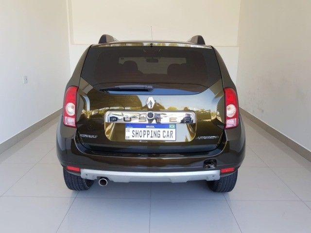 Renault Duster - 2012 2.0 Dynamique 4X2 Flex 4P Automático - Foto 10