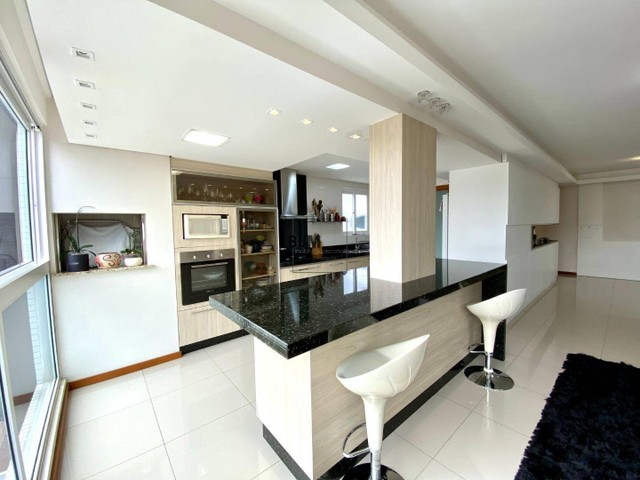 Apartamento com 3 dormitórios à venda, 124 m² por R$ 830.000,00 - América - Joinville/SC - Foto 6