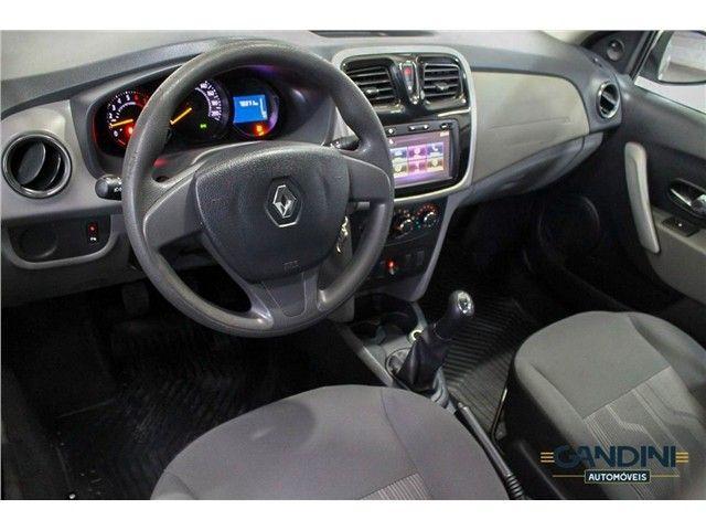 Renault Logan 2019 1.0 12v sce flex expression manual - Foto 9
