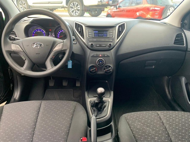Hyundai HB20 Hatch Unique 1.0 manual 2019 - Foto 7