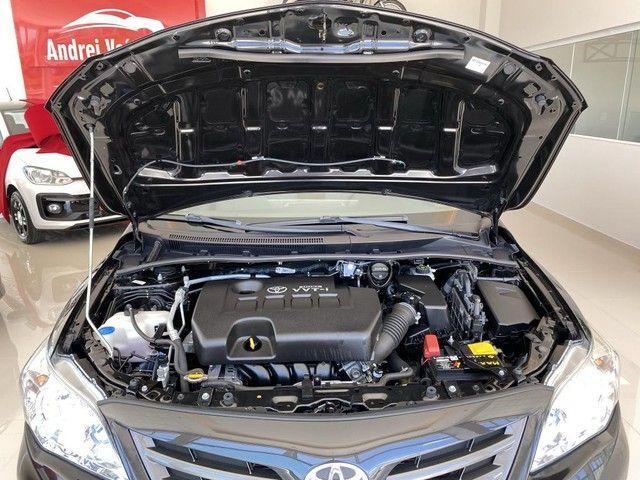 Toyota Corolla GLI 1.8 Flex Automtico Completo 2014 - Foto 18