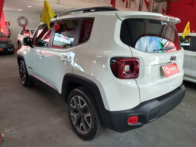 Jeep Renegade 2020 Longitude 1.8 flex 4X2 - 47mil km, tá muito novo!!! - Foto 5