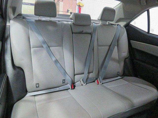 Toyota Corolla 1.8 GLI Upper Flex Automático 2018/2018 - Foto 15