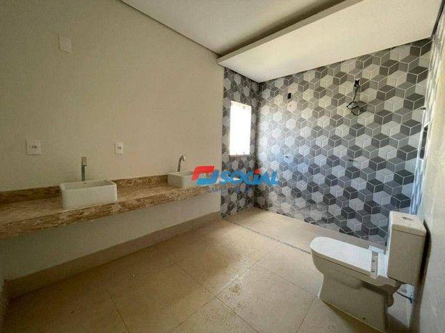 Sobrado com 4 dormitórios à venda, 306 m² por R$ 1.287.000,00 - Lagoa - Porto Velho/RO - Foto 13