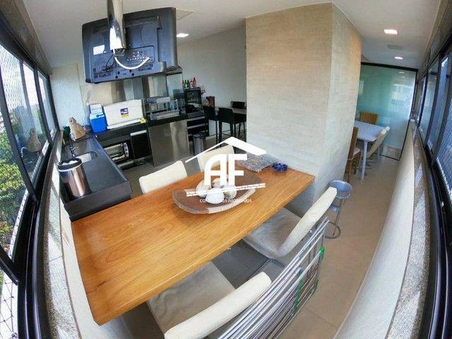 Cobertura Duplex com Vista para o mar na Ponta Verde, 304m², 4/4 todos suítes - Foto 9