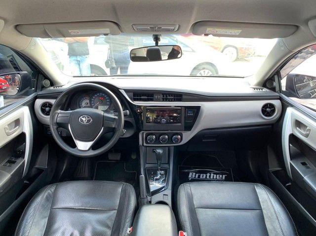 Toyota Corolla 2019 automático 1.8 Flex 16v GLI - Foto 8