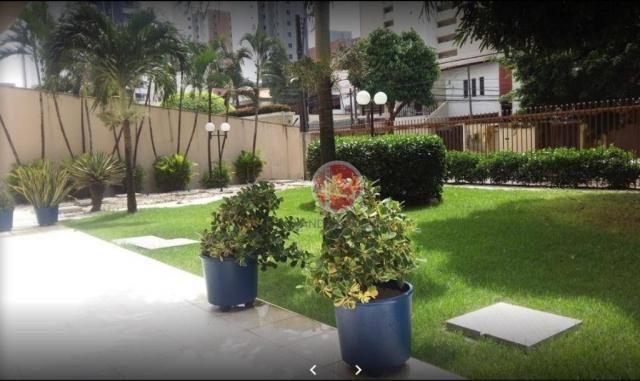 Apartamento com 3 dormitórios à venda, 150 m² por R$ 750.000,00 - Guararapes - Fortaleza/C - Foto 4