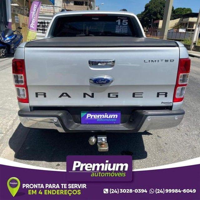 Ford Ranger Limited 2.5 Flex 15 Unico Dono 24.000 km apenas - Foto 6