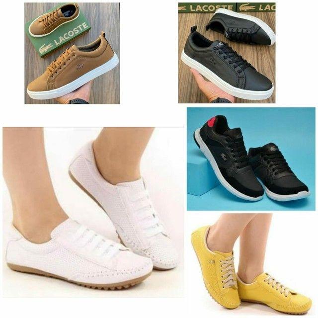 Vendo sapatênis Adidas H.U e sapatênis ( 120 com entrega) - Foto 2