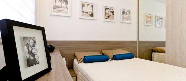 OZK- Imóvel para venda com sala para 2 ambientes- 2 quartos amplos - Foto 7