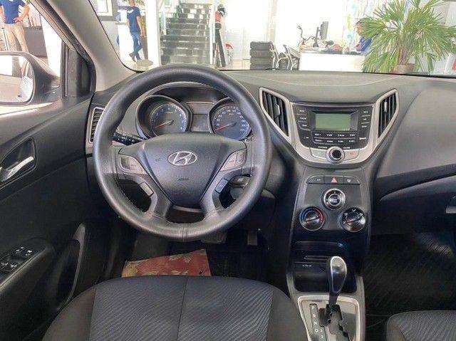 Hyundai Hb20 Confort Plus Automático 1.6 2015 - Foto 8