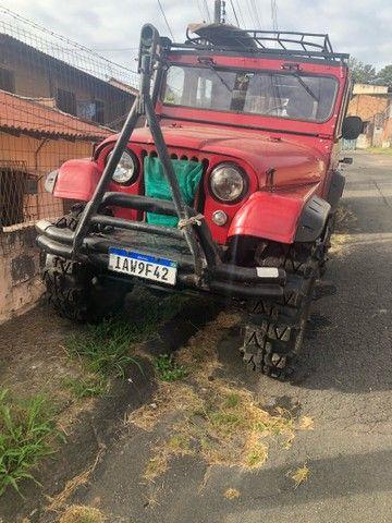 Jeep Willys 1969 a venda super revisado !!!
