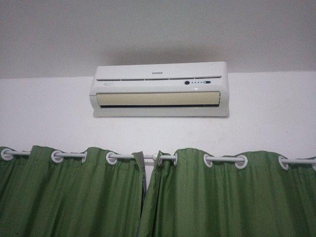 Ar-condicionado com defeito