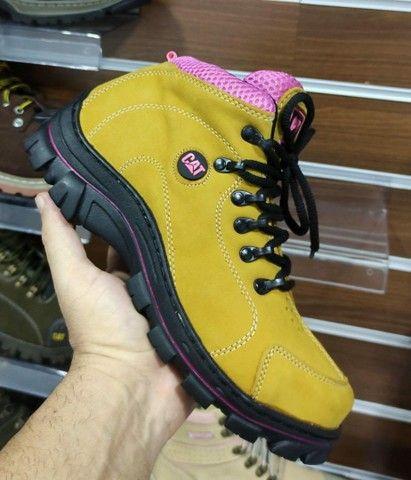 Vendo bota caterpillar lançamento ( 165 com entrega) - Foto 5