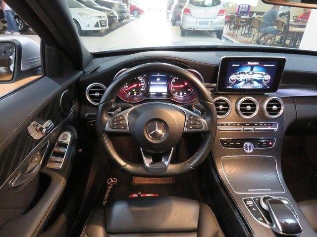 Mercedes-Benz C 250 2.0 CGI Sport Turbo Aut Top de Linha C/ Teto Solar 73.600 Km - Foto 9