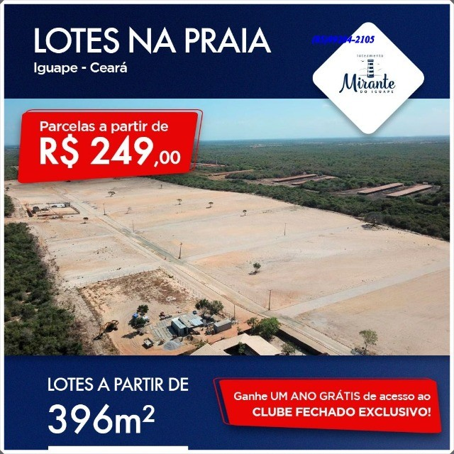 =@ Loteamento Mirante do Iguape  @= - Foto 9