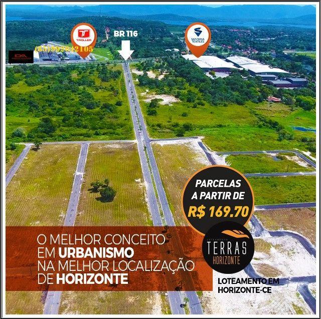 Investimento de alto padrão >> Terras Horizonte >
